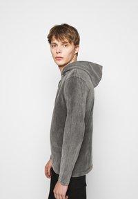 DRYKORN - MILIAN - Long sleeved top - dark grey - 3