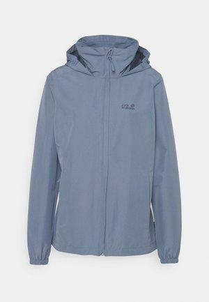 STORMY POINT JACKET  - Vodotěsná bunda - frost blue