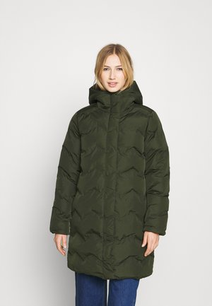 ONLLUNA PUFFER COAT - Winter coat - rosin