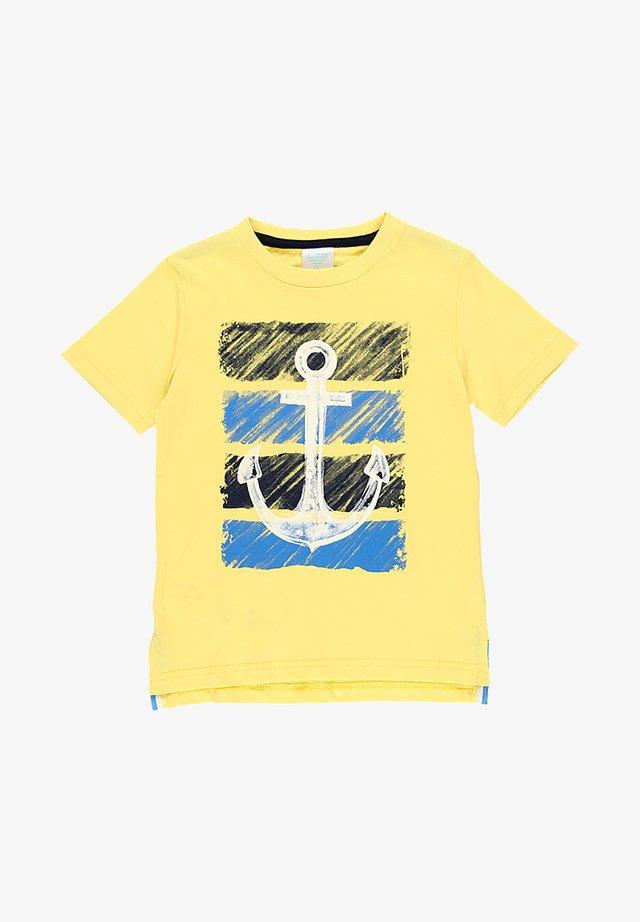 T-Shirt print - limone