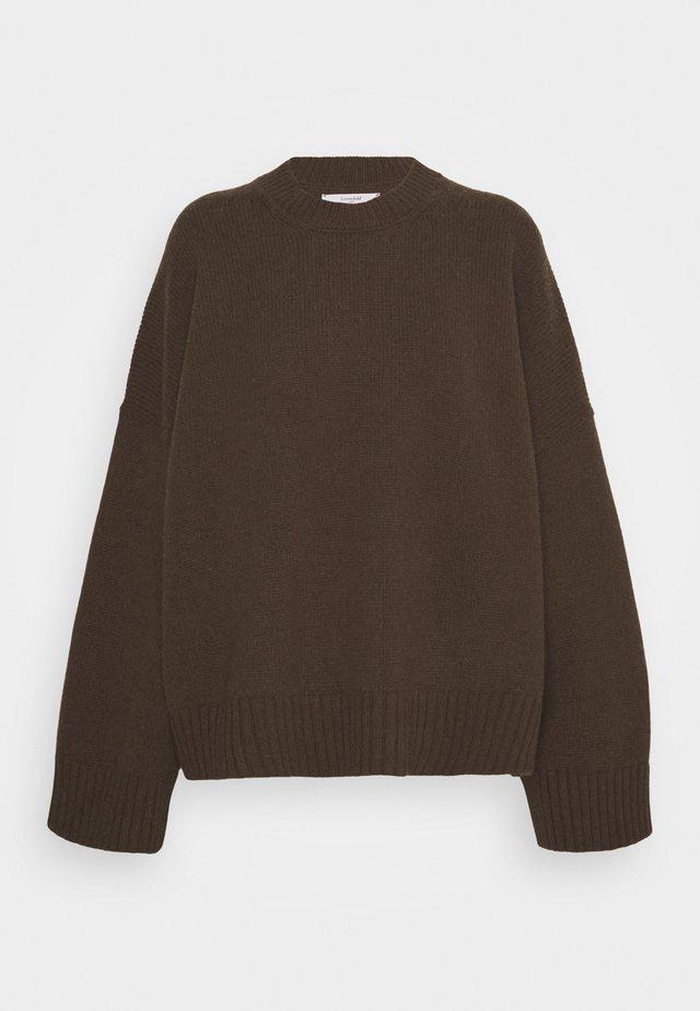 MATEO - Pullover - camel