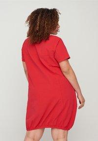Zizzi - Day dress - red - 2