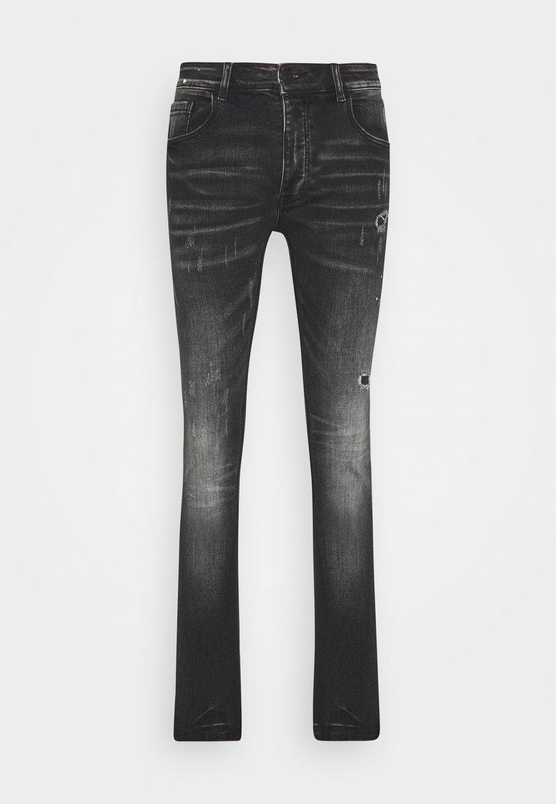 Alessandro Zavetti - RANIERO  - Jeans Skinny Fit - grey