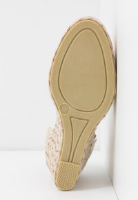 Office Wide Fit - MARMALADE WIDE FIT - High heeled sandals - nude/rose gold - 6