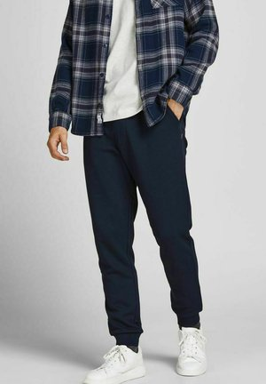 GORDON - Träningsbyxor - navy blazer