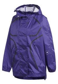 adidas by Stella McCartney - ADIDAS BY STELLA MCCARTNEY TRUEPACE RUN JACKET WIND.R - Training jacket - purple - 9