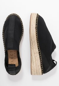 Selected Femme - SOFIA - Loafers - black - 3