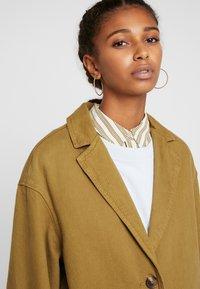 Levi's® - LUNA COAT - Jeansjakke - golden touch garment dye - 3