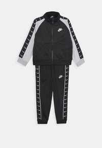 Nike Sportswear - TRICOT TAPING SET - Survêtement - black - 0
