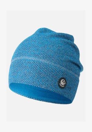 HOHES EIS - Bonnet - neon blue