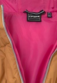 Icepeak - KIANA - Winter jacket - cognac - 4