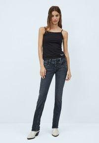 Pepe Jeans - GEN - Straight leg jeans - dark blue - 1