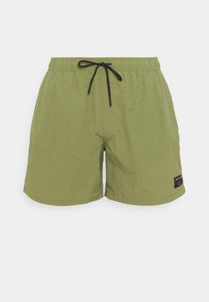 USPER - Shorts da mare - olive green