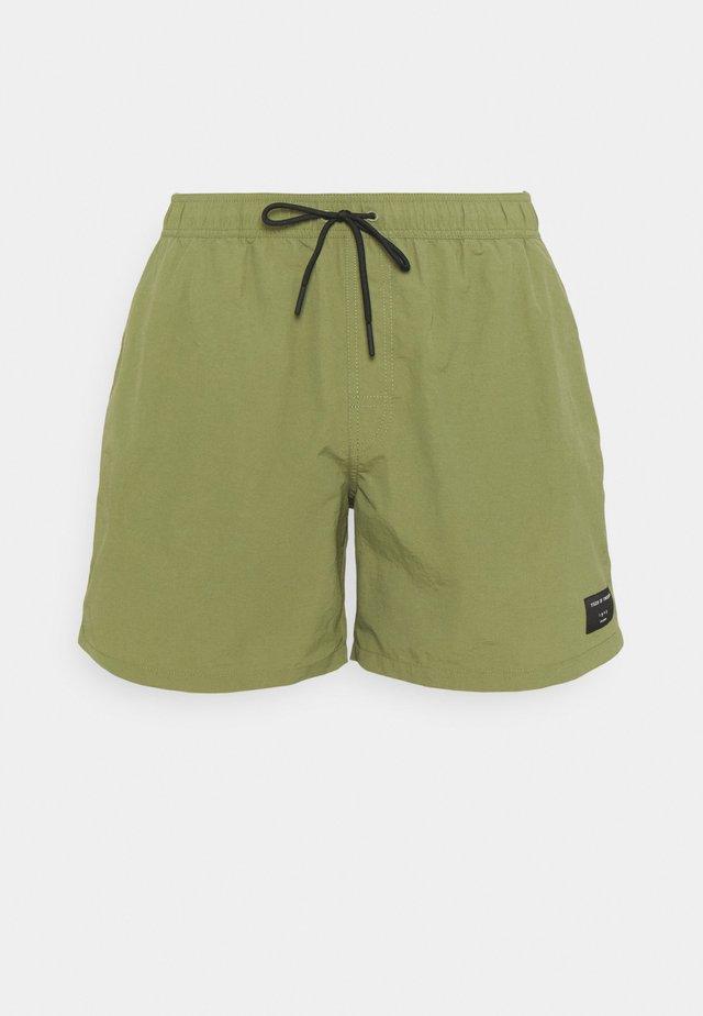 USPER - Short de bain - olive green