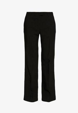 HONNY TROUSERS - Stoffhose - black