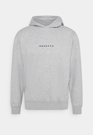 ESSENTIAL REGULAR HOODIE UNISEX - Sweatshirt - grey marl
