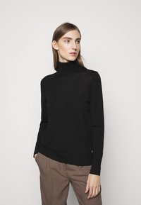 MICHAEL Michael Kors - TURTLE NECK - Svetr - black - 0
