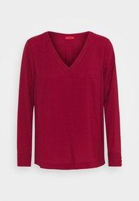 HUGO - CALILE - Blouse - open red - 4