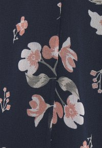Vero Moda - VMZALLIE  - Print T-shirt - navy blazer/zallie - 2