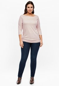 Triangle - MIT WASSERFALL - Long sleeved top - beige - 1