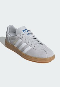 adidas Originals - MUNCHEN - Matalavartiset tennarit - grey - 1