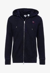 Levi's® - ORIGINAL ZIP UP HOODIE - veste en sweat zippée - dark indigo - 4