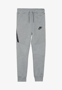 Nike Sportswear - Trainingsbroek - grey heather/black - 3