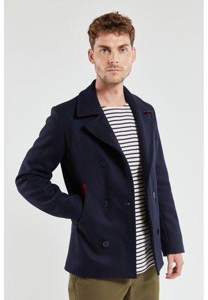 FORT CIGOGNE CABAN - Blazer jacket - navire/braise