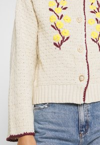 DAY Birger et Mikkelsen - ROSE - Cardigan - ivory - 5