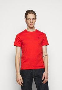 Polo Ralph Lauren - T-shirt basique - orangey red - 0