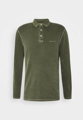 Polo shirt - cypress