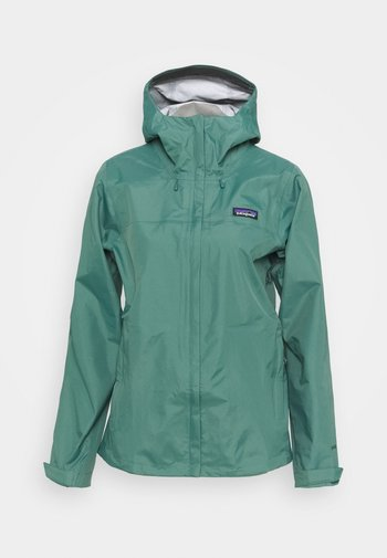 TORRENTSHELL - Hardshell jacket - regen green