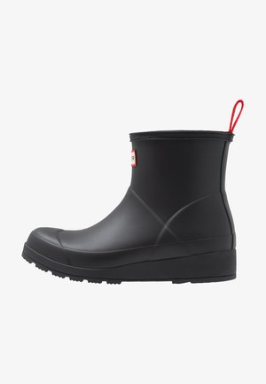 PLAY BOOT SHORT VEGAN - Wellies - Wellies - black