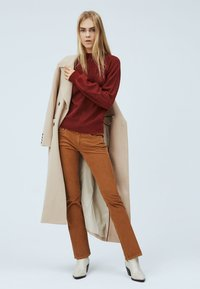 Pepe Jeans - CLOTILDA - Svetr - tibetan red - 1