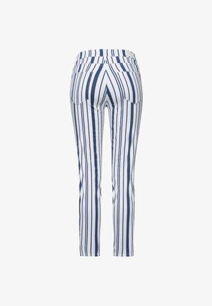 "BRAX DAMEN HOSE ""SHAKIRA S"" SKINNY FIT - Trousers - bleu (50)"