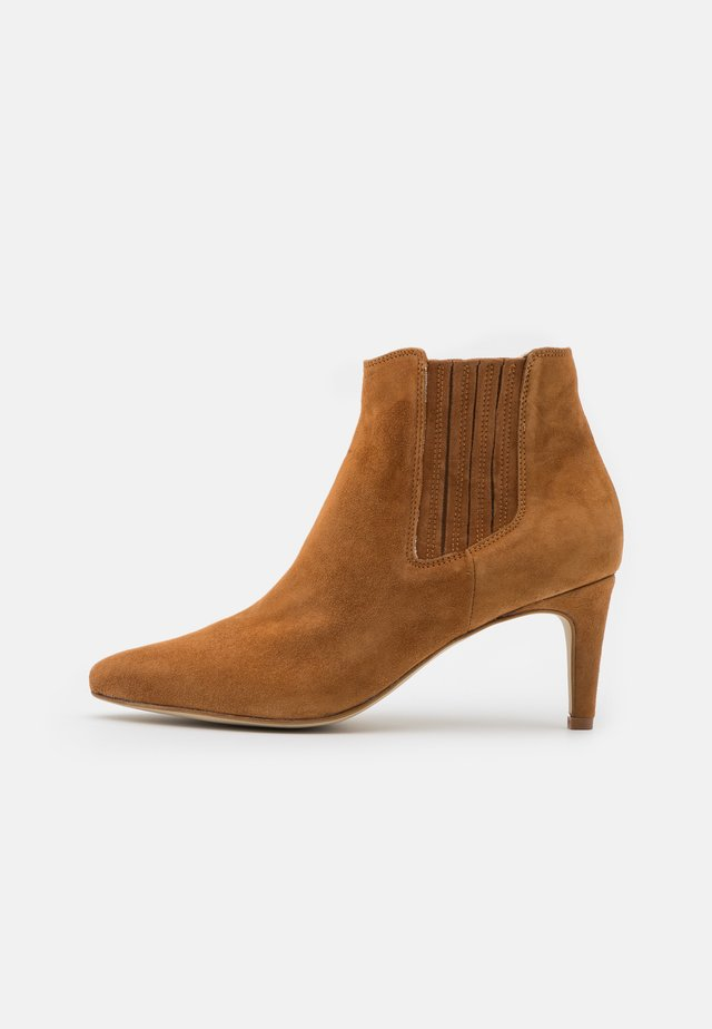 YASSULPIR BOOTS - Ankle boot - biscuit