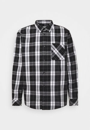 UNISEX - Shirt - black/white