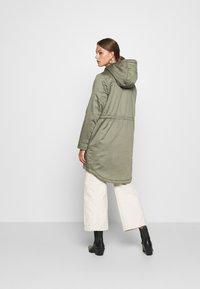 Noisy May - NMMISSI  LONG JACKET - Winter coat - kalamata - 2