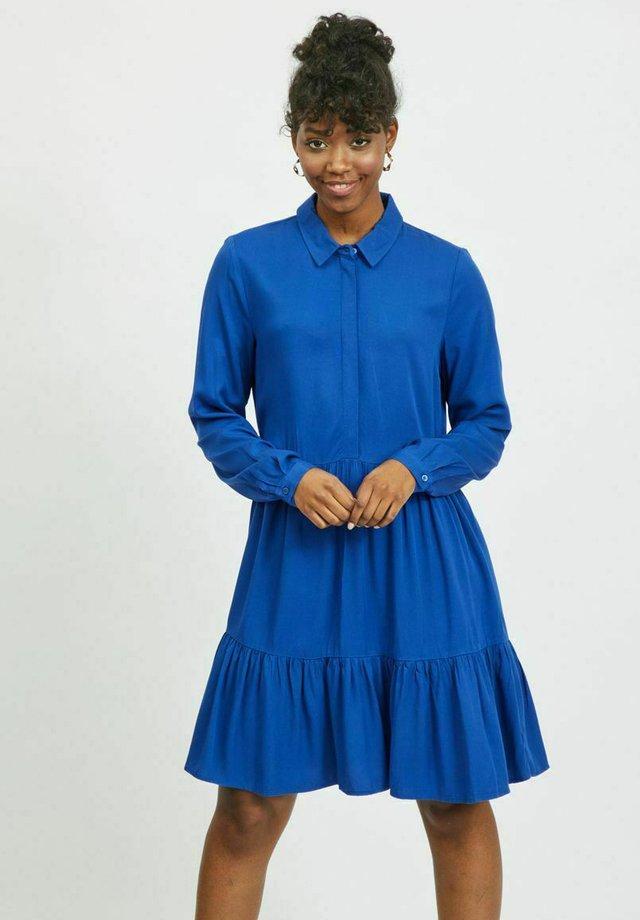 VIMOROSE DRESS - Paitamekko - mazarine blue