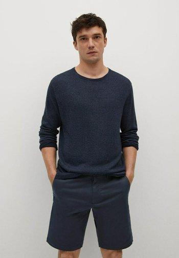 Shorts - dunkles marineblau