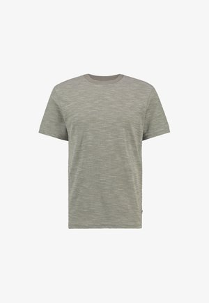 Basic T-shirt - dusty olive
