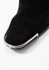 RAID - AMERIE - High heeled ankle boots - black - 2