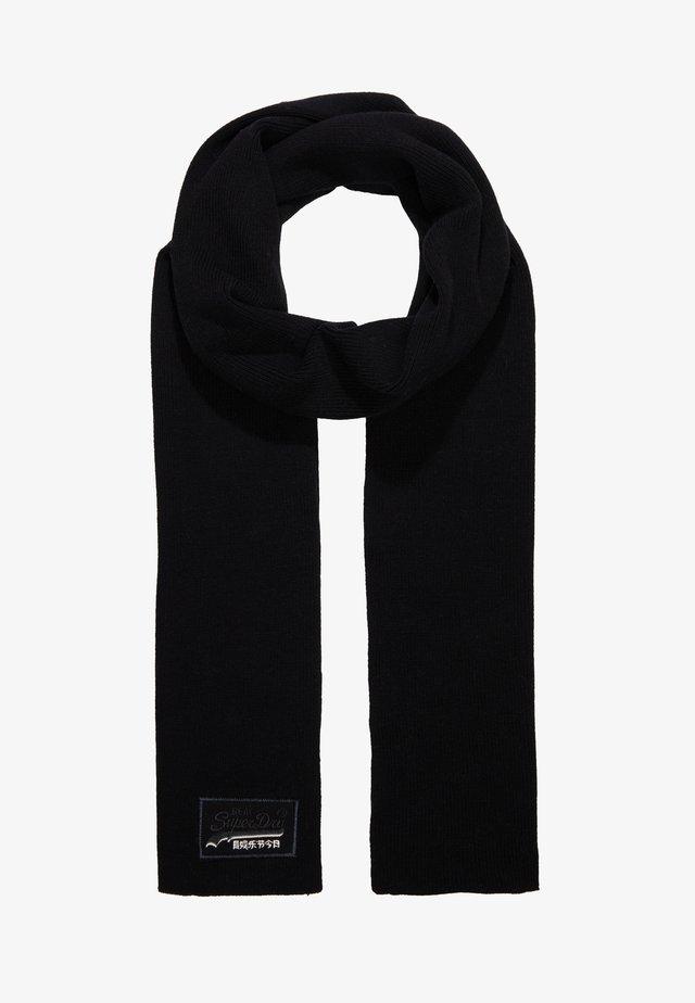 ORANGE LABEL SCARF - Scarf - black