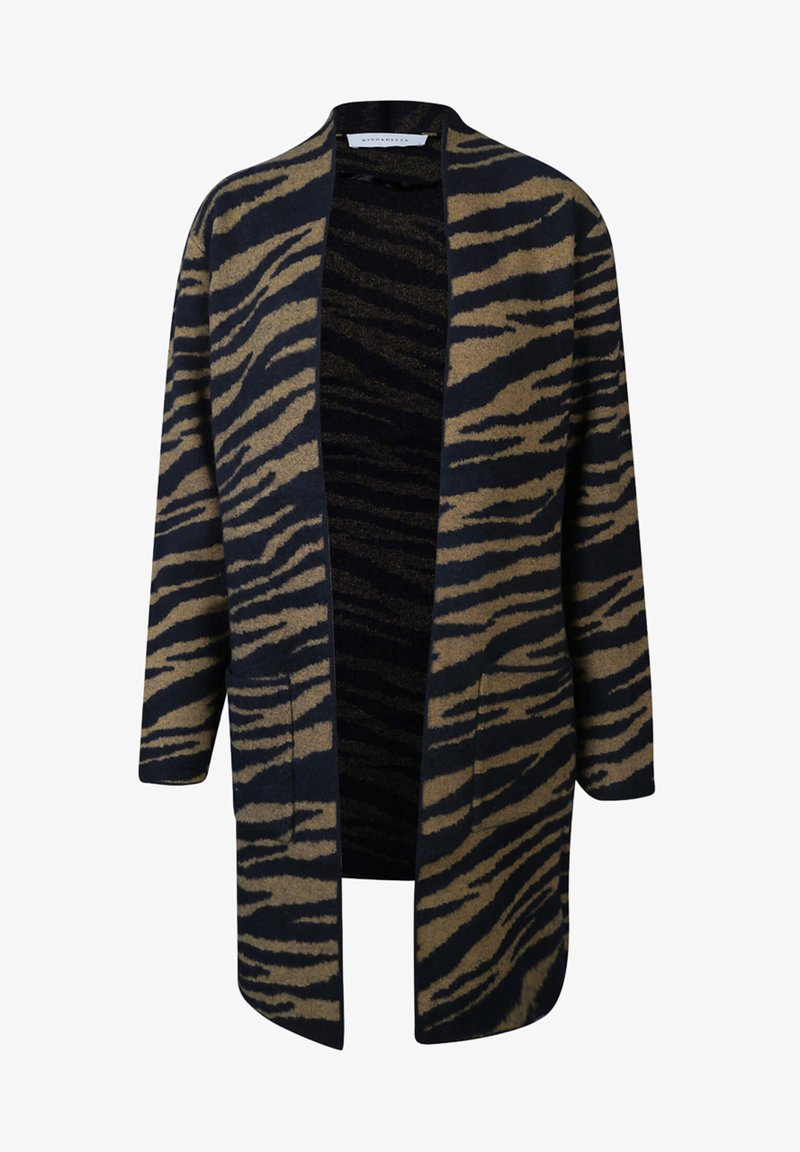 Rino&Pelle - NAREL - Cardigan - camel zebra