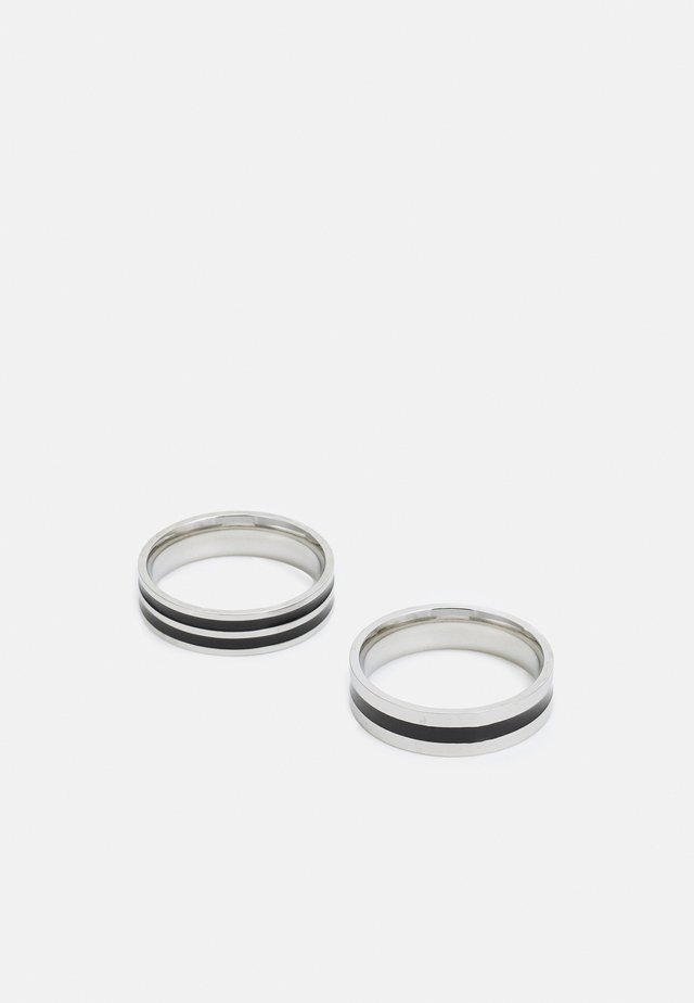 2 PACK - Ring - black