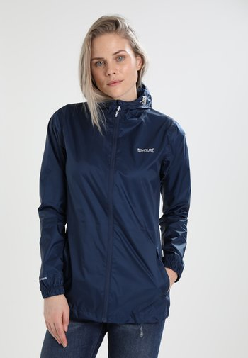 Waterproof jacket - midnight