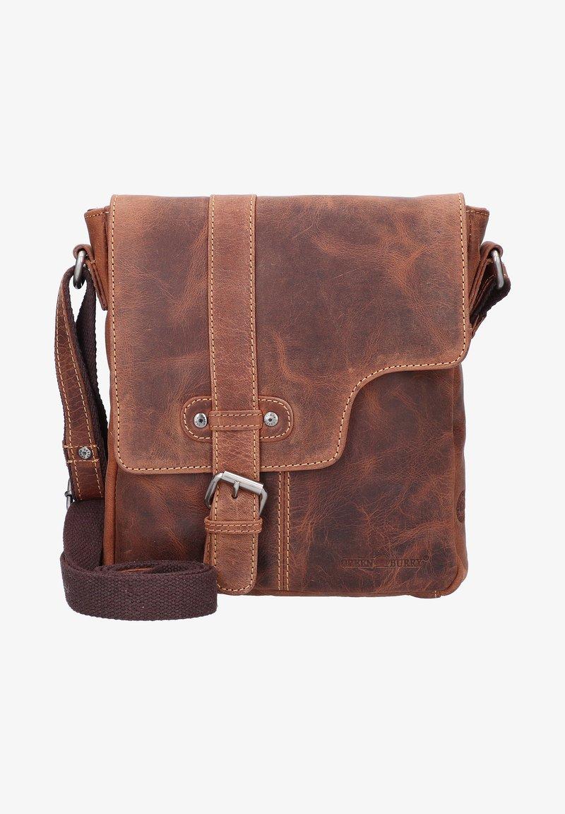 Greenburry - VINTAGE - Across body bag - brown