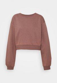 Weekday - NOMA  - Sweatshirt - oat melange - 0