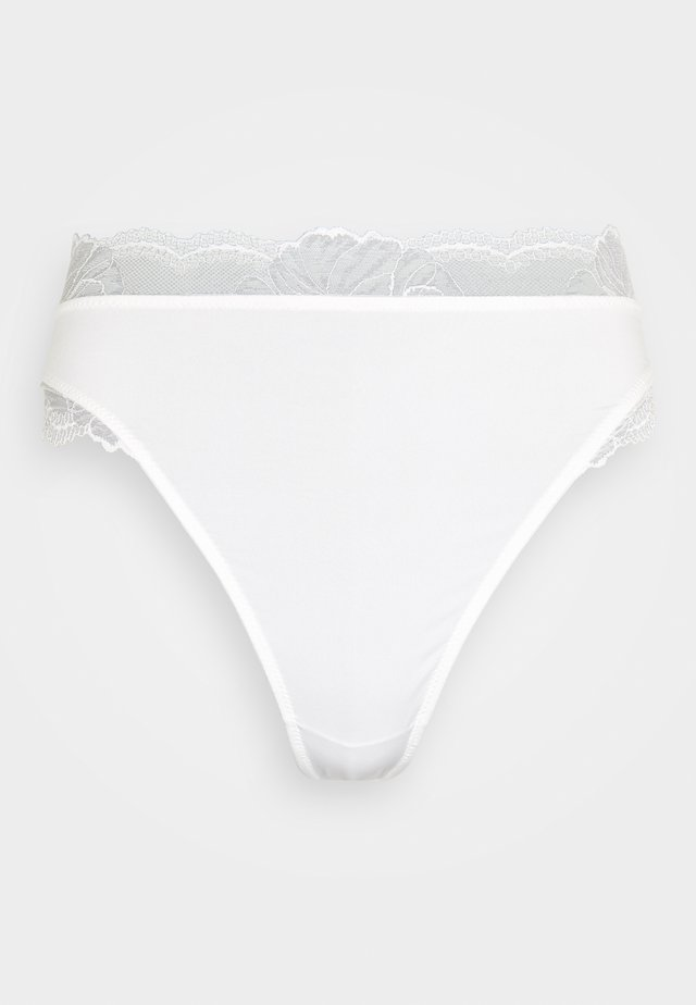 PERFECT SOFT - Stringi - white
