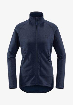 HERON - Fleece jacket - blue